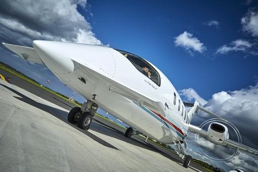 Foto comunicato stampa: credits ©Piaggio Aerospace/Paul Cordwell