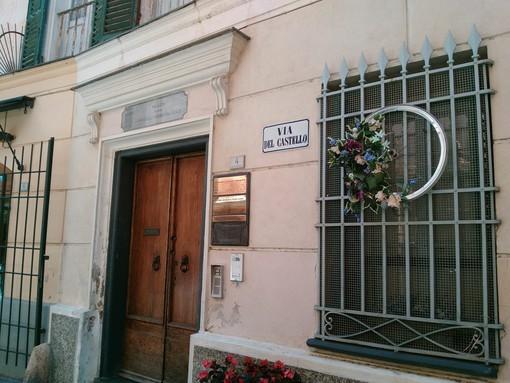 Pietra Ligure, via del Castello: sede della Premium Consulting Srl