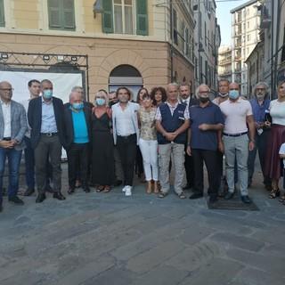 """Comunali 2021, """"Savona Popolare"""" scende ufficialmente in campo: presentati i 32 della lista per Versace sindaco"""