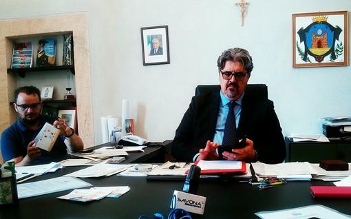 """Loano, il sindaco Pignocca: """"Sarà un'estate di grandi successi"""" (VIDEO)"""