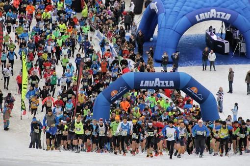 300 runners da tutta Italiaper sfidarsi sulle nevi di Prato