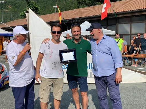"Pontinvrea, il presidente del Consiglio regionale Piana all'evento ""Sport Action Day 2019"""