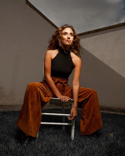 La cantautrice Paola Effe protagonista del pomeriggio di Radio Onda Ligure 101