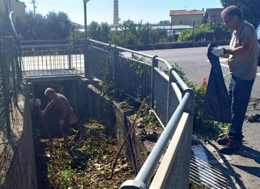 Ceriale: al via il piano di interventi  per la pulizia di torrenti, condotte e canali