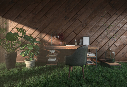 Come decorare le case di legno al meglio