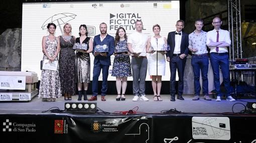 """Digital Fiction Festival di Finale Ligure: ecco tutti i premiati. Gran Finale con """"numeri"""" entusiastici"""