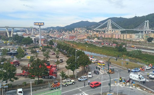 Crollo del Ponte Morandi: la tragedia che ha funestato Genova (VIDEO e FOTO)