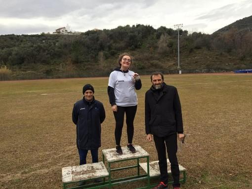 Campionato invernale di lanci. A Boissano brillano Davide Costa, Ilaria Marasso e Denis Canepa