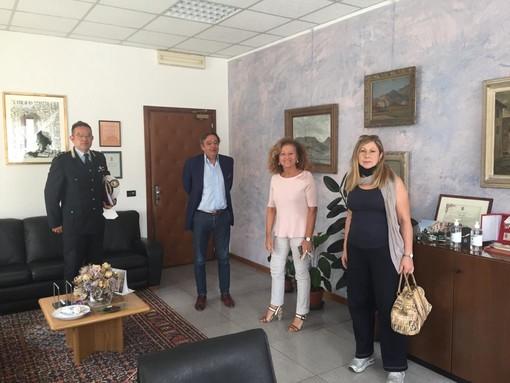 Comune e Polizia locale di Alassio: incontro in Questura a Savona