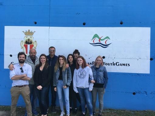 Savona, sport e scuola insieme: ecco il progetto delle studentesse dell'Artistico al campo della Fontanassa (VIDEO)