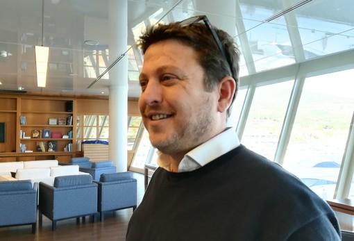 Uberto Paoletti, nuovo harbourmaster di Marina di Loano