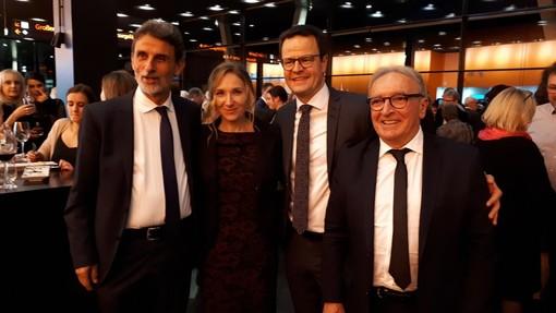 Pietra Ligure, il sindaco Valeriani incontra il collega di Offenburg giunto a fine mandato