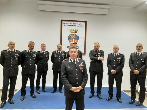 """Savona, si presenta il nuovo Comandante Provinciale dei Carabinieri Federico Reginato: """"Trovo un gruppo di lavoro straordinario, importante la sicurezza del cittadino"""" (VIDEO)"""
