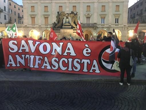Savona è antifascista e antirazzista: oggi pomeriggio presidio in piazza Mameli (FOTO e VIDEO)