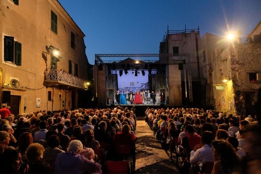 Borgio Verezzi, parte venerdì 22 giugno la prevendita per gli spettacoli del 52° Festival Teatrale