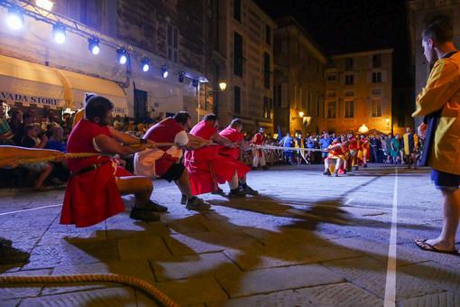 Albenga, un successo la prima serata del Palio Storico (FOTO)