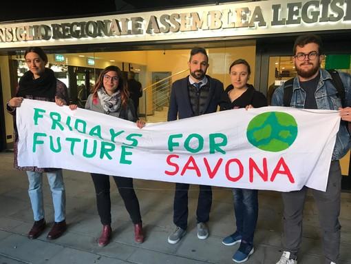 """Parchi e aree protette, """"Fridays For Future"""" e i """"Cittadini Sostenibili"""" ricevuti in Consiglio regionale"""