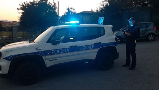 Borgio Verezzi: la polizia locale ritira le ricette dai medici per i cittadini