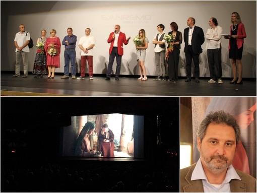 Le immagini della presentazione e il regista Fabio Corsaro