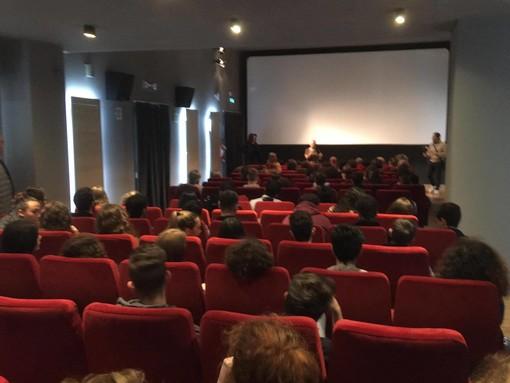 Savona, presentati agli studenti al Nuovo FilmStudio i Giochi Europei Paralimpici Giovanili