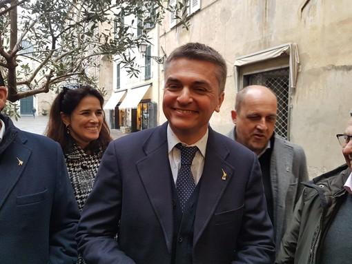 Dal raddoppio ferroviario al Ponte Morandi, il viceministro Edoardo Rixi traccia il quadro della situazione