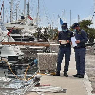 Operazione 'Forgotten boys', la Finanza scopre 22 yacht immatricolati all'estero e non dichiarati
