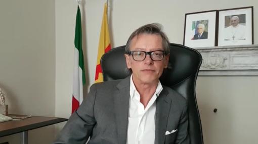 """Albenga, l'appello del sindaco Tomatis: """"Non aderite a iniziative di protesta che contribuirebbero a disordini e aumento di contagi"""""""