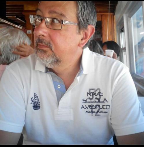 Roberto Levrero, assessore alle Politiche della Sicurezza del Comune di Savona
