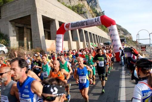 """immagine di repertorio tratta dalla pagina Facebook """"RunRivieraRun International Half Marathon"""""""
