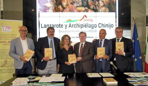 Gemellaggio tra il GeoPark del Beigua e quello di Lanzarote