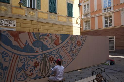 Riprende il restauro del Museo della Ceramica di Savona (FOTO)
