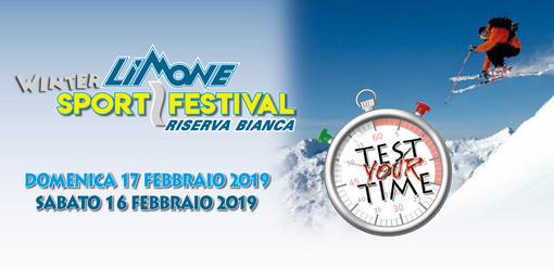 """Al via alla Riserva Bianca il """"Winter Sport Festival"""""""