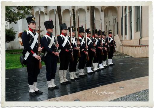 La rievocazione storica riporta Loano alle battaglie navali napoleoniche del 1812