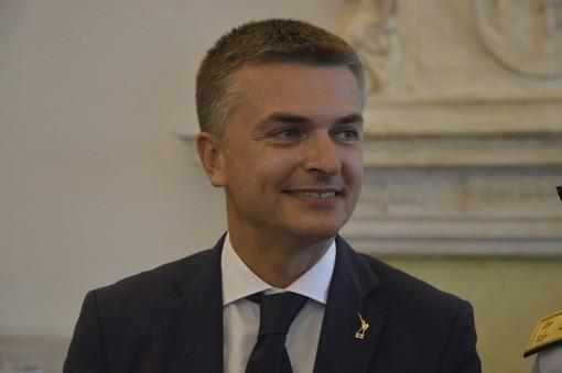 """Lega, oggi il segretario della Lega Liguria Rixi alla gazebata """"Porti chiusi, scuole aperte"""""""