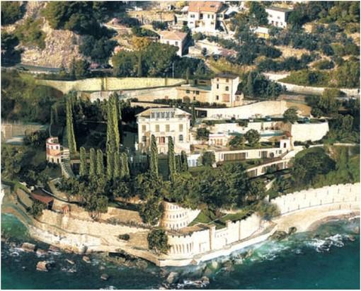 Alassio: in vendita Villa Brunati, 16 milioni e mezzo di euro per la villa superlusso