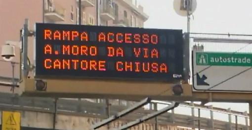 Caos a Genova dopo chiusura rampa Sopraelevata: dietrofront del Comune