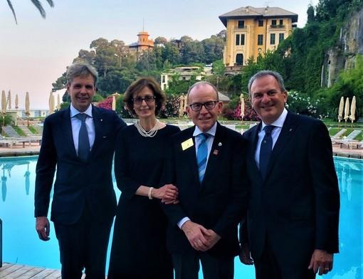 Agostino Banchi, Annamaria Gancia, Gianmichele Gancia, Dimitri Androulidakis