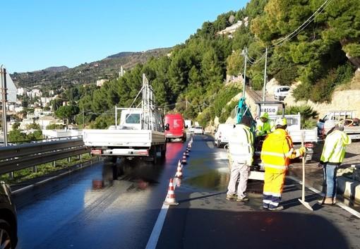 Alassio, guasto all'acquedotto in via Giancardi: previsti cali di pressione per le prossime 4 ore