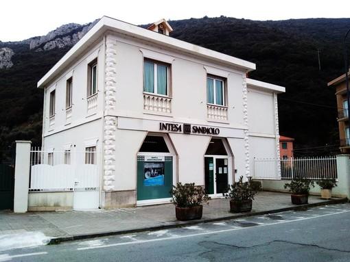 Da metà marzo cesserà l'attività della filiale Sanpaolo a Finalborgo