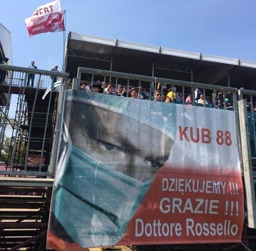 """Robert Kubica torna in Formula 1 e non dimentica il dottor Rossello: """"Dziekujemy!!!! Grazie dottore Rossello"""""""