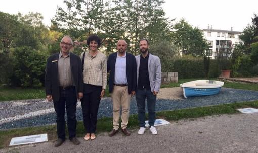 Savona e Villingen-Schwenningen, un'amicizia che dura da quasi 30 anni