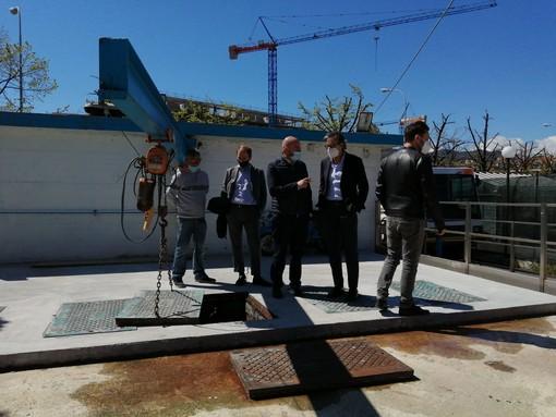 Albenga: il Comune incontra SCA per fare il punto sulle opere in corso