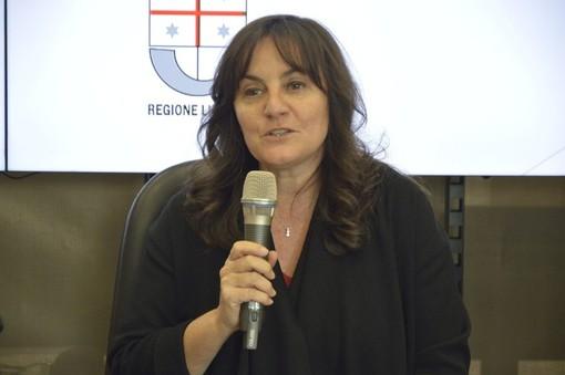 L'assessore regionale alla Sanità, Sonia Viale