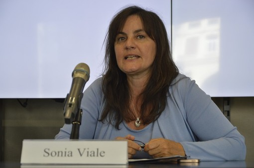 L'assessore regionale alla Sanità Sonia Viale
