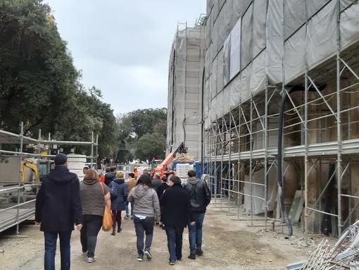 Fai di Primavera, l'ex ospedale San Paolo di Savona apre i battenti per un minitour ai cittadini (FOTOgallery)