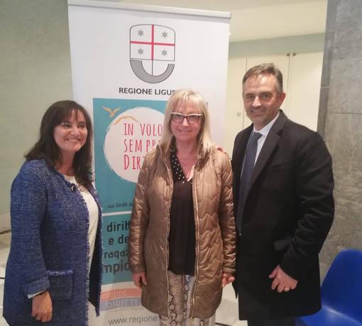 L'assessore di Borghetto Santo Spirito Ester Cannonero partecipa agli Stati Generali per i Diritti dell'Infanzia e dell'Adolescenza in Regione