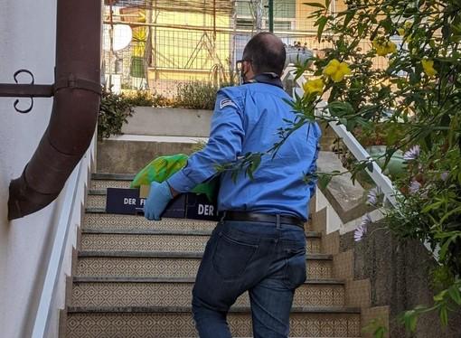 """A Pietra Ligure riparte la consegna di spesa e farmaci a domicilio, De Vincenzi e Pastorino: """"Un servizio utile che va incontro alle esigenze di anziani e persone fragili in difficoltà"""""""