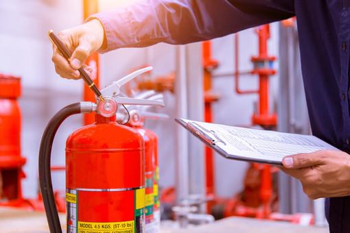 Sicurezza antincendio, come gestirla sul posto di lavoro
