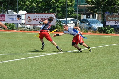 Flag football: esordio positivo per i Pirates Bulldogs
