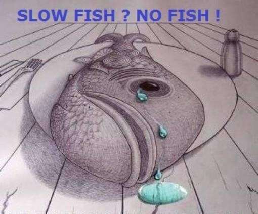 "La Protezione Animali savonese: ""SlowFish? No Fish"""